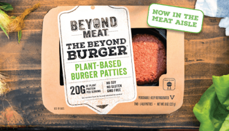 Chicago VC envisions a plant-based burger future