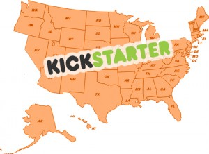 Kickstarter Idaho, Ohio, Chicago Coloroado
