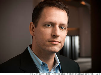 Peter Thiel BlueSeed