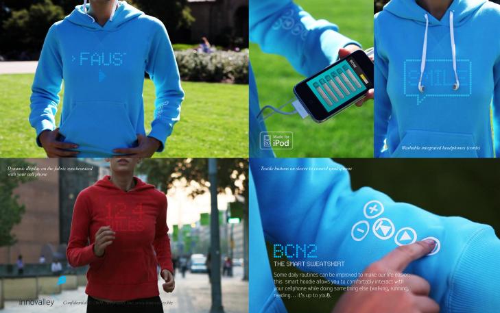 BCN2 wearable technologies