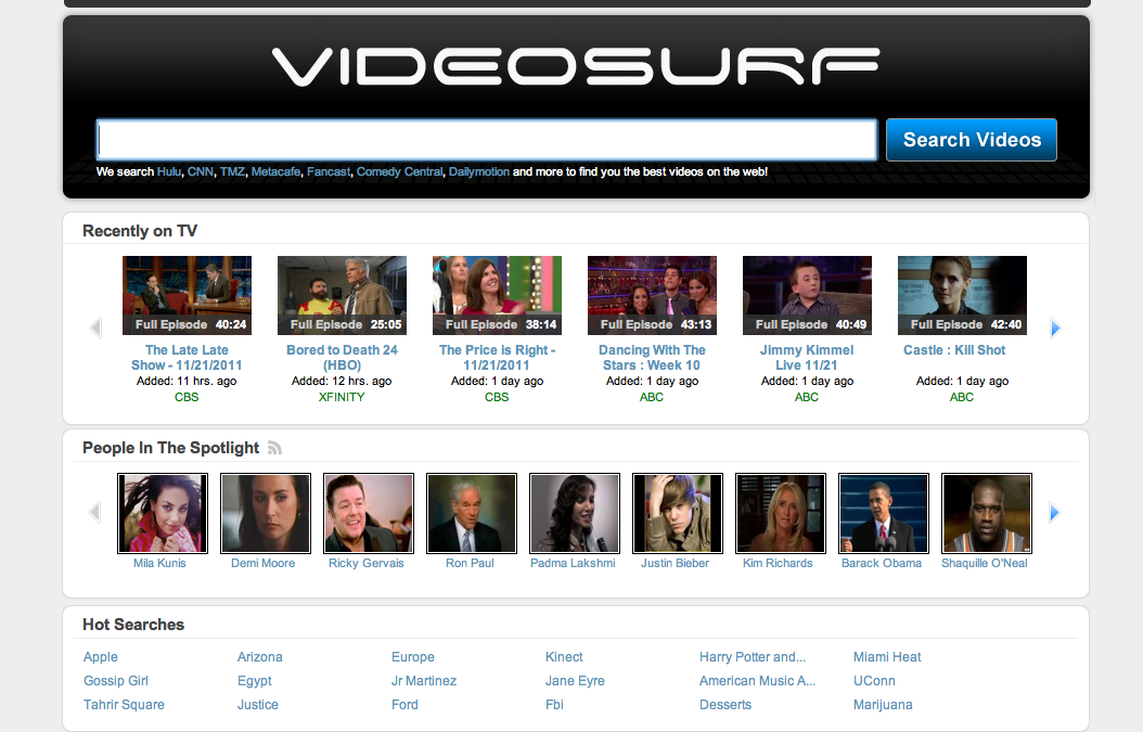 Microsoft Acquires VideoSurf for $70 Million