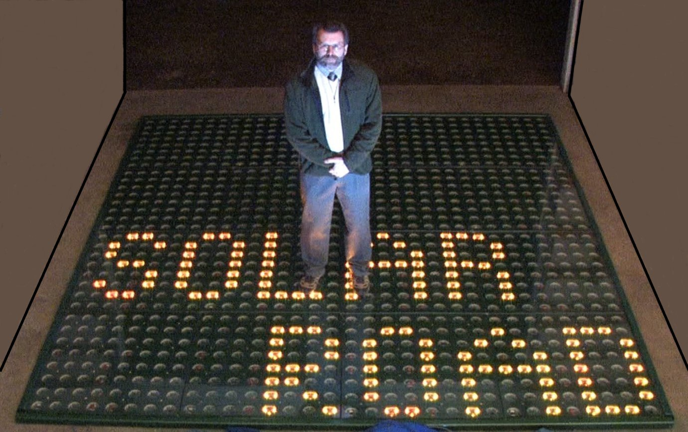 solar pannel roads innovation