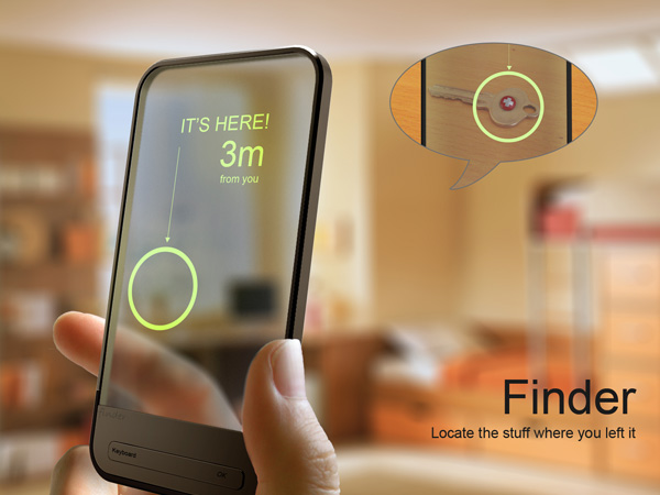Find Your Keys Phone And Sanity With Rfid Stickers Techli