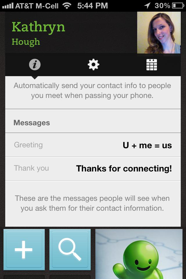 evernote hello app screenshot 2