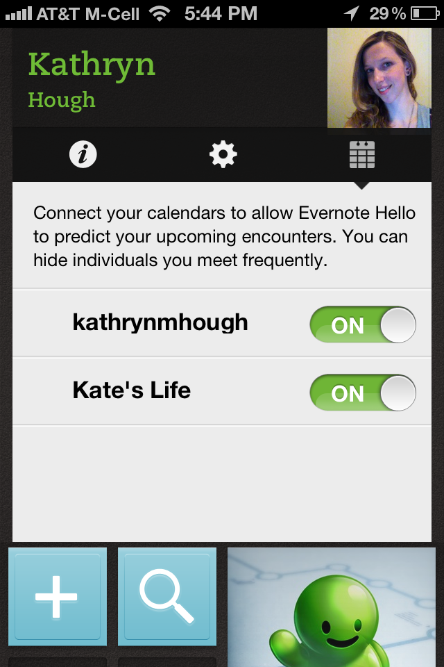 evernote hello screenshot 4