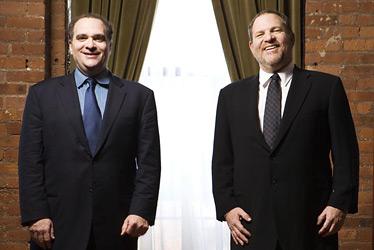 The Weinstein brothers