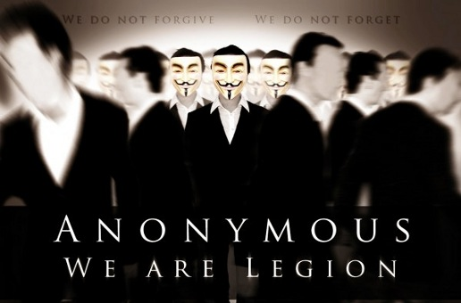 Hacker collective anonymous has threatened weekly cyberattacks