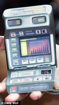 Tricorder Medical Scanner