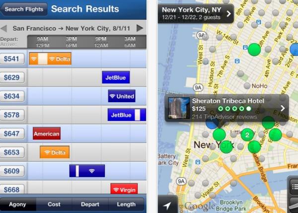 hipmunk app screenshot