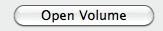 open volume button