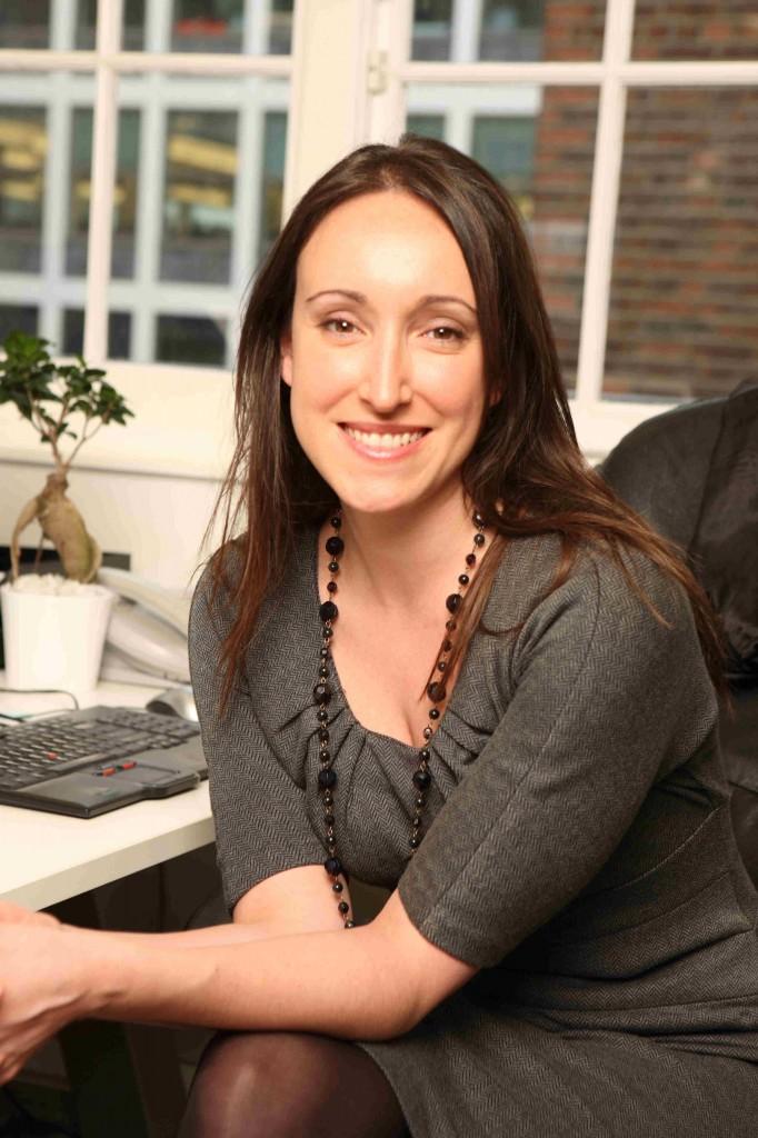 Skimlinks co-founder and CEO Alicia Navarro