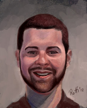 Speed Painting Cliff Roth