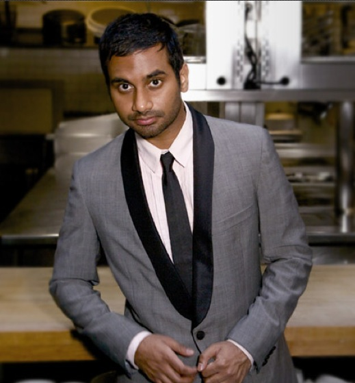 Photo of actor/comedian Aziz Ansari