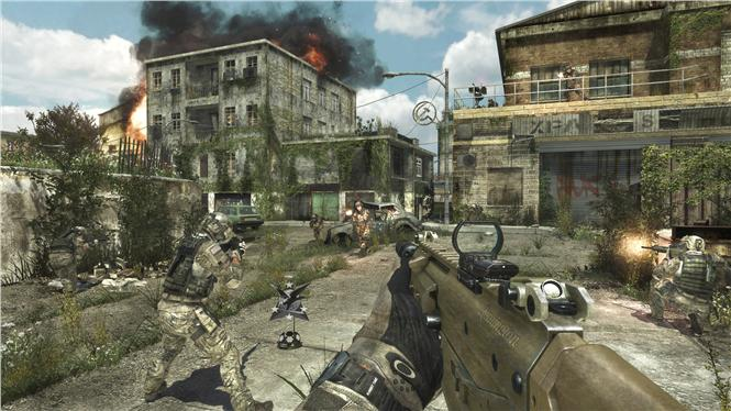 Activision's popular Call of Duty franchise