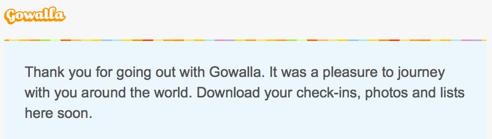 gowalla screenshot