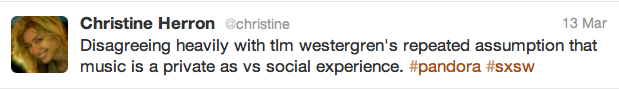 christine twitter