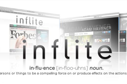inflite, screenshot, business, entrepreneur, social network