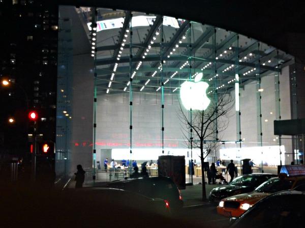 lincoln center apple store