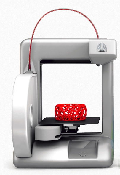 3D Systems' Cube Printer