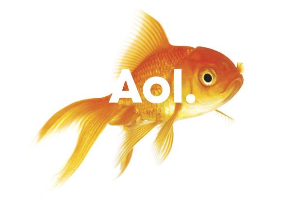 AOL's Fish Logo