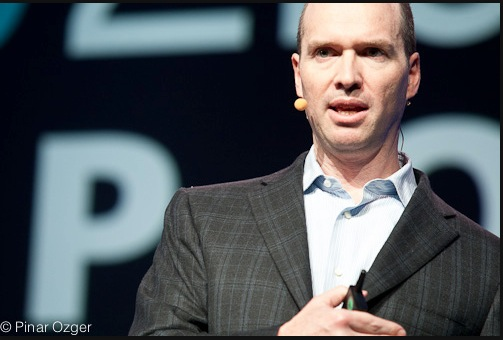 Ben Horowitz at Web 2.0 Expo in 2011