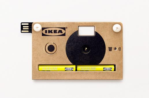 IKEA's Knäppa camera