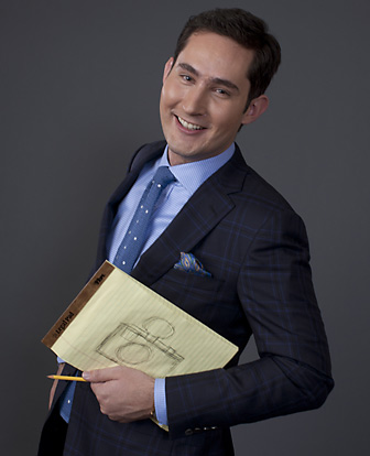 Instagram co-founder and CEO Kevin Systrom