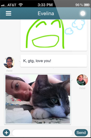 pair app screenshot