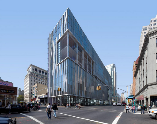 The NYU Urban Center For Science And Progress