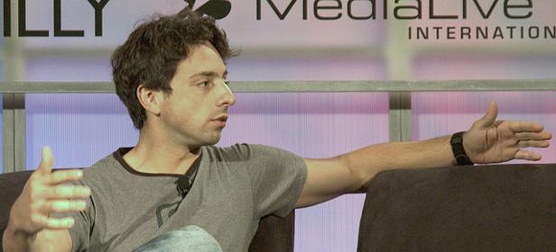 Sergey Brin in 2005
