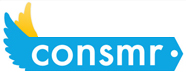 The logo for Consumr