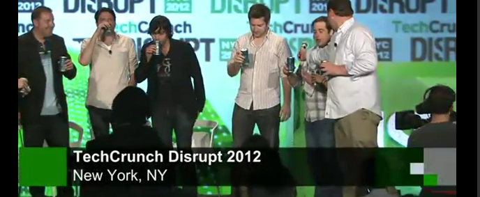 techcrunch disrupt
