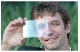 Jon Servaites, winner of UC Davis' Big Bang Competition