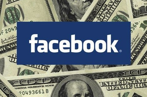 Facebook closes flat