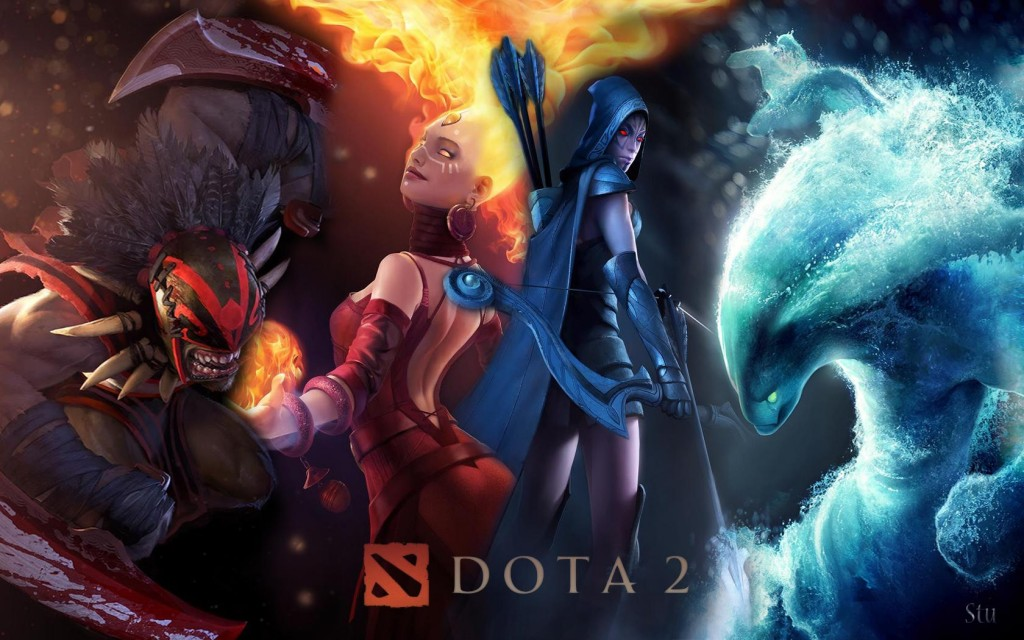 Header Image for Dota 2 Free to Play