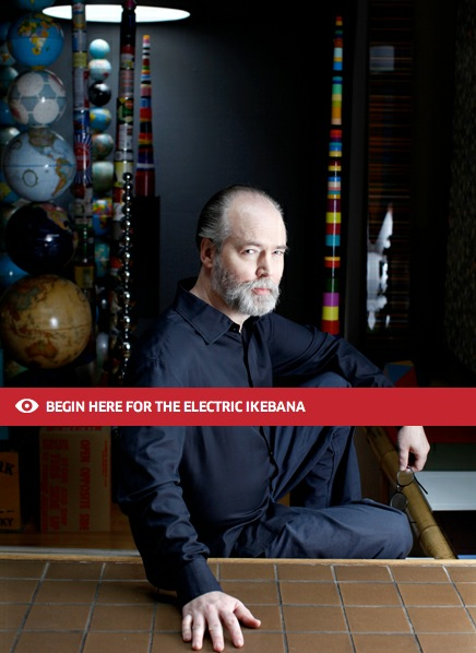 Artist and author Douglas Coupland
