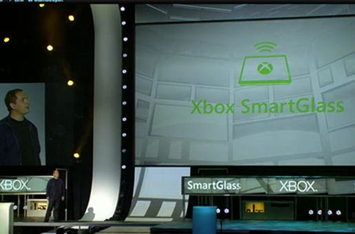 Slide image for Microsoft SmartGlass