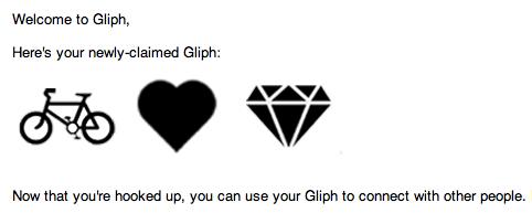 my gliph artifacts