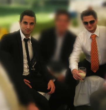 Pedro and Mario Wunderlich