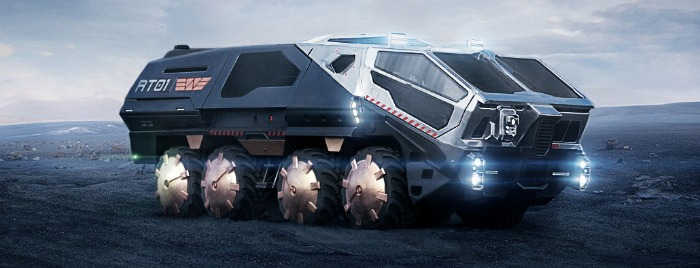 prometheus vehicle