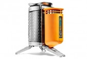 Slide image for the BioLite CampStove