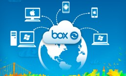 Slide image for Box raises 125 million to expand the cloud