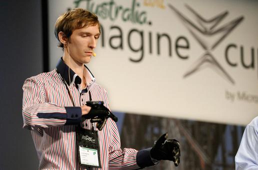 Slide image for Microsoft's 2012 ImagineCup