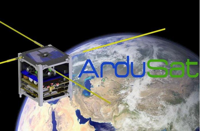Image: ArduSat