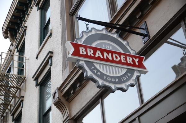 Cincinnati accelerator The Brandery