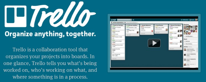 trello screen 1