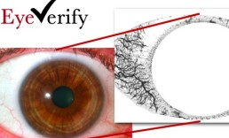 eyeverify eyeball feature
