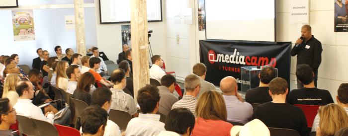 media camp demo day