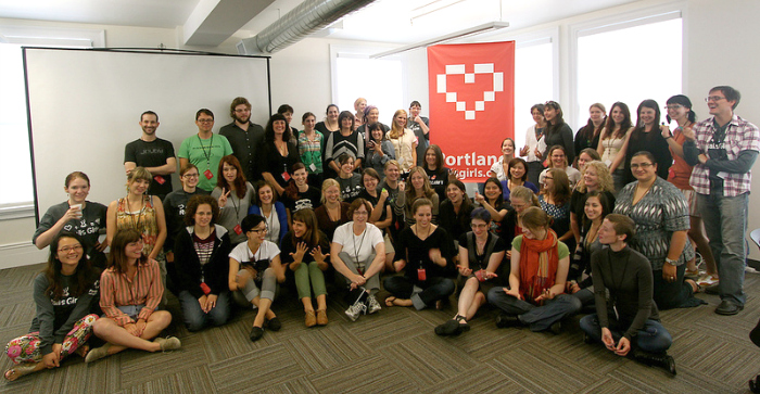 pdx rails girls