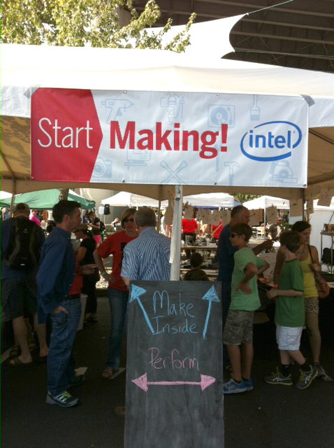 start making intel